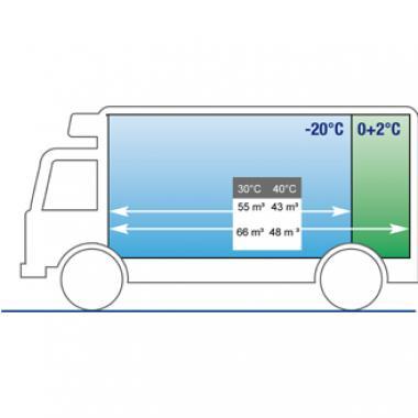 Автономная Автомобильная холодильная установка Carrier S 850R. Калуга.