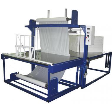 Упаковочная машина МТУ «Гранд Пласт» (полуавтоматическая, 240 упаковок в час). Калуга.